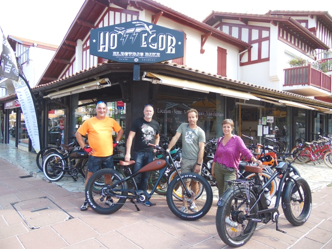 Formation chez Hossegor Bike