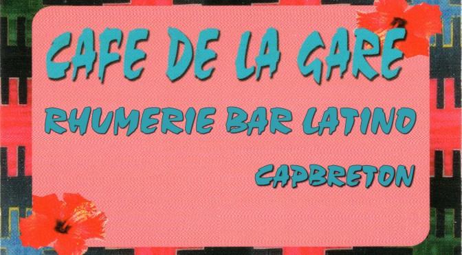 Café de la Gare de Capbreton